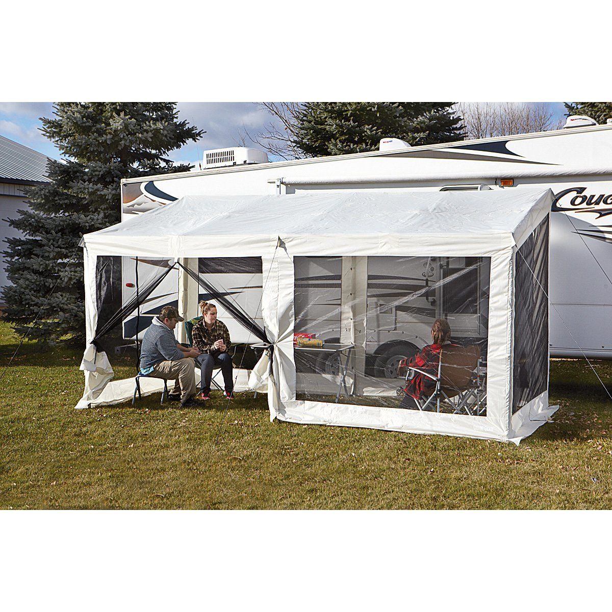 Camper Trailer Setup Instructions With Lastest Trend In